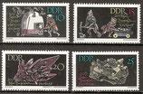 1142-1145 postfrisch (DDR)