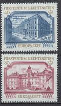 692-693 postfrisch (LIE)