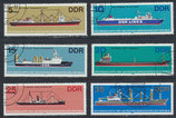 DDR 2709-2714 philat. Stempel