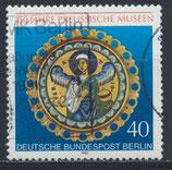 BERL 625 gestempelt