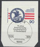 BERL 562  gestempelt mit Ersttagssonderstempel