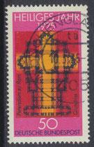 BRD 834 gestempelt (2)