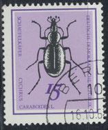 DDR 1412 philat. Stempel