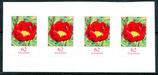 3121 postfrisch Viererstreifen (BRD)