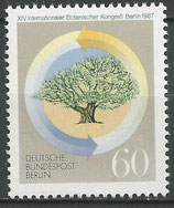 786   postfrisch  (BERL)