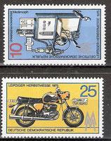 2076-2077 postfrisch (DDR)