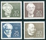 DDR 1440-1443  postfrisch