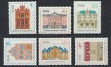 DDR 1434-1439 postfrisch