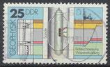 DDR 2258 gestempelt