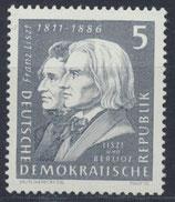 DDR 857 postfrisch