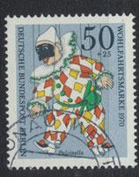 BERL  376 gestempelt
