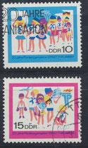DDR 1432-1433  philat. Stempel