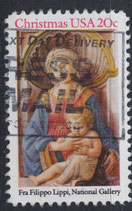 1716  gestempelt (USA)