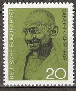 BRD 608  postfrisch