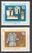 1306-1307 postfrisch (DDR)