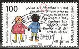 1682 / DE1574-025 gestempelt (Plattenfehler DE)