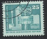 DDR 2521  philat. Stempel (2)