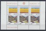 PT Block 20     1360-1361 postfrisch