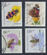 BRD 1202-1205 gestempelt (1)
