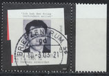 BRD 2310 gestempelt mit Bogenrand rechts