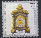 BRD 1632 gestempelt