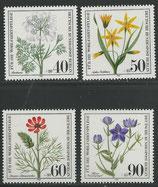 629-632  postfrisch  (BERL)