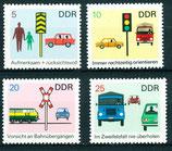 DDR 1444-1447 postfrisch