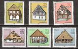 2623-2628 postfrisch (DDR)