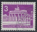 BERL  231 gestempelt
