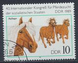 DDR 3261 philat. Stempel