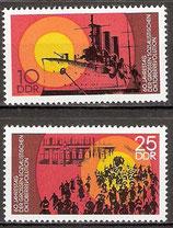 2259-2260 postfrisch (DDR)