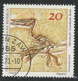 DDR 1824  philat. Stempel