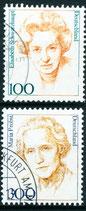 1955-1956 gestempelt (BRD)