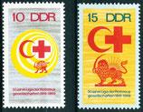 1466-1467 postfrisch (DDR)