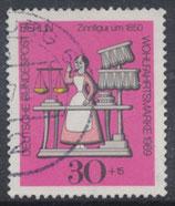 BERL  350 gestempelt