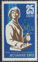 DDR 1257 postfrisch