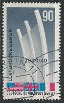 BERL 466 gestempelt