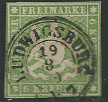 8  gestempelt  (ADL-Württemberg)