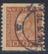 SE 188 WA gestempelt