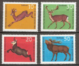 511-514  postfrisch  (BRD)
