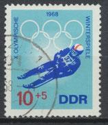 DDR 1336 gestempelt
