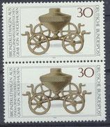 897 postfrisch senkrechtes Paar (BRD)