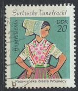 DDR 1724 gestempelt