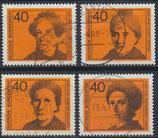 BRD 791-794 gestempelt (2)