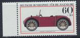 BRD 1125 postfrisch mit Bogenrand links