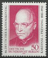 BERL 624  postfrisch