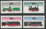BERL 488-491  postfrisch