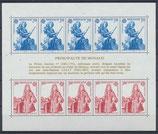 MC Block 28    1681-1682 postfrisch