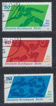 BERL 621-623 gestempelt