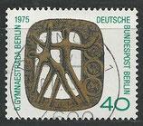 BERL 493 gestempelt